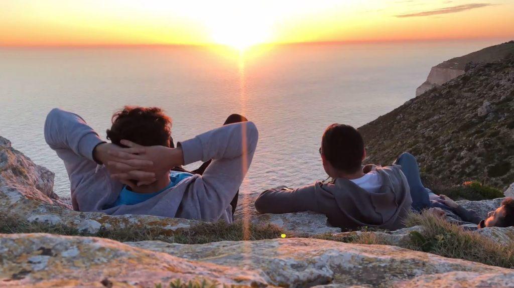 Dingli Cliffs sunset