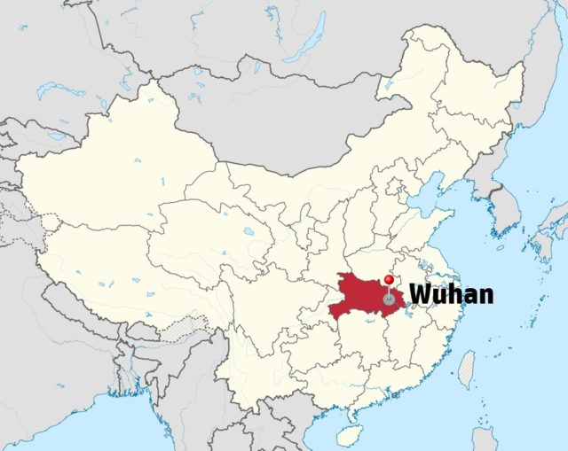 Where is Wuhan