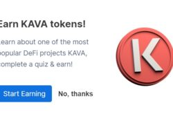 earn KAVA tokens