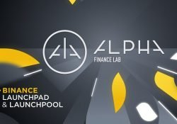 alpha Binance yield