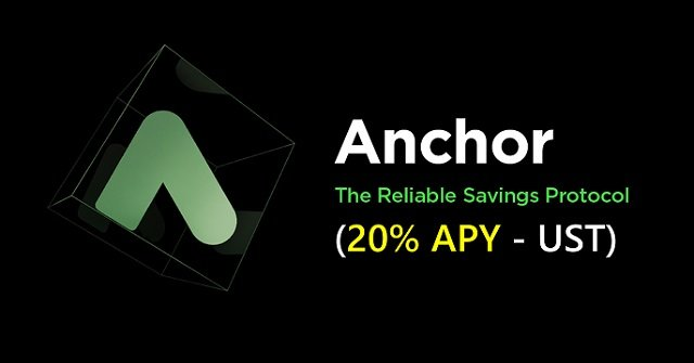 How to deposit UST on Anchor Protocol
