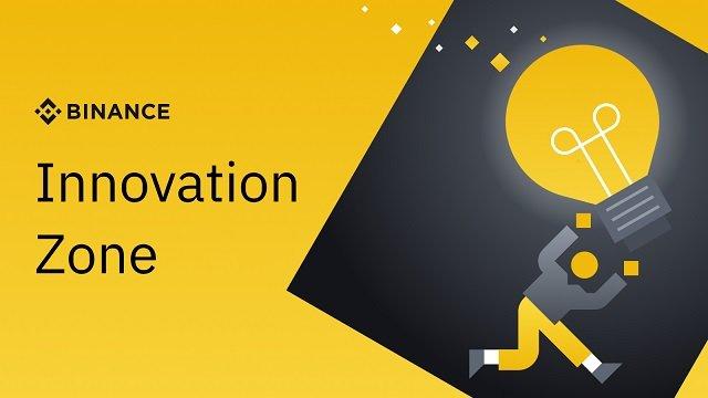 Binance Innovation zone